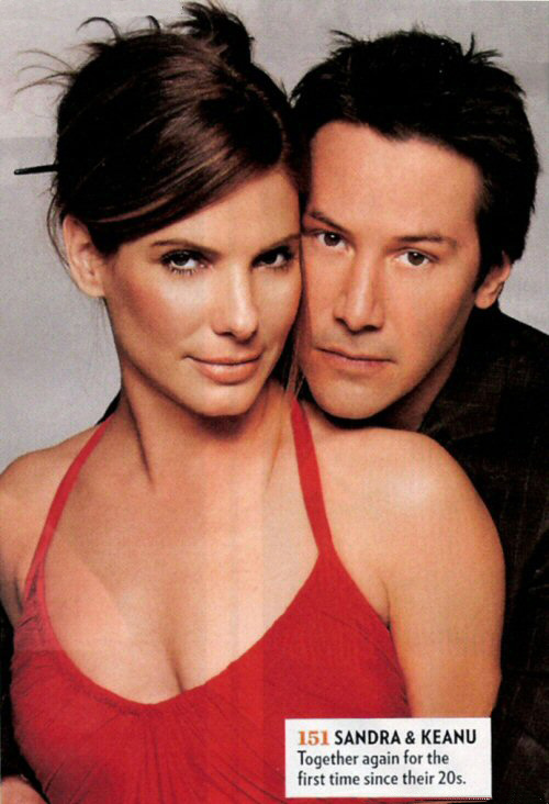 Sandra Bullock &amp; Keanu Reeves